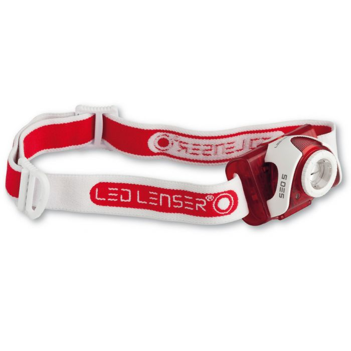 LED Lenser Stirnlampen