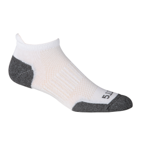 5.11 ABR Trainings-Socken Weiß