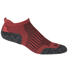 5.11 ABR Trainings-Socken Cabernet