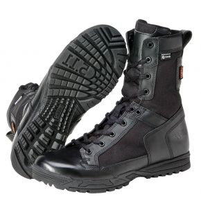 "5.11 Skyweight 8"" Waterproof Side Zip Boots - Schwarz"