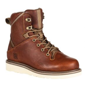 "5.11 APEX 6"" Wedge Boots - Rust"