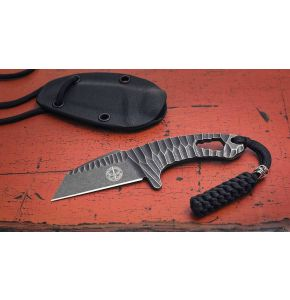Pohl Force Messer Kaila Two Black Edition