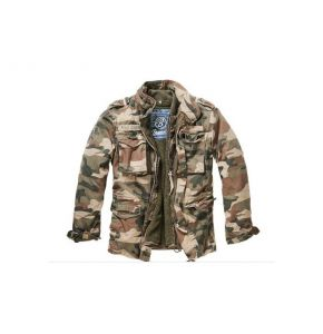 Brandit Jacke M-65 Giant - Light Woodland
