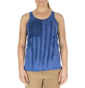 5.11 Damen Dusted Glory Tanktop Royal Marble