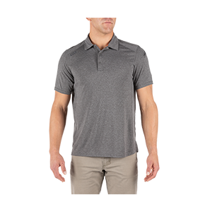 5.11 Paramount Polo Charcoal Heather