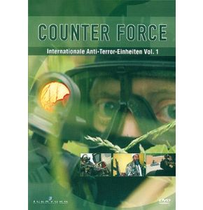 Counter Force Vol. 1 - Badges without Borders  - Nr. 5344