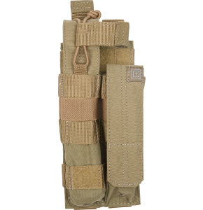 5.11 MP5 Bungee/Cover Double - Sandstone