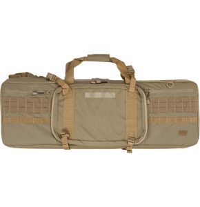"5.11 36"" Waffentasche Double Rifle Case Sandstone"