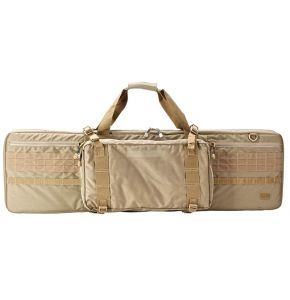 "5.11 42"" Waffentasche Double Rifle Case Sandstone"