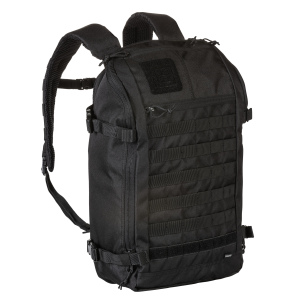 5.11 Rapid Quad Zip Pack Rucksack - True Black