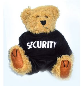 Security-Bär - 15 cm - Nr. 5909