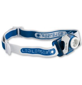 LED LENSER® SEO 7R Stirnlampe