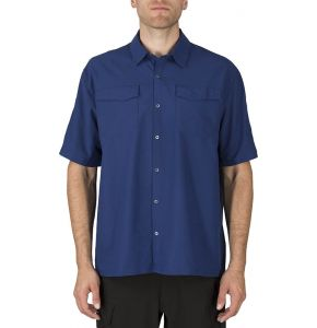 5.11 Freedom Flex Woven Short Sleeve Shirt-Olympian