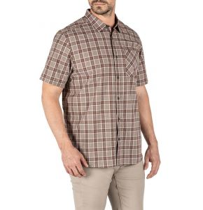 5.11 Carsons Plaid Shirt