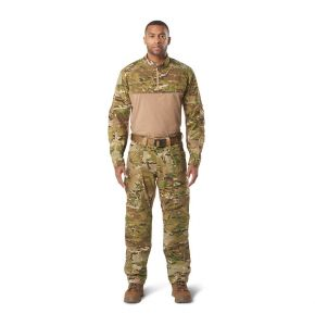 5.11 XPRT Rapid Shirt-Multicam