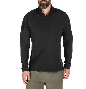 5.11 Contender Long-Sleeve Shirt - Schwarz