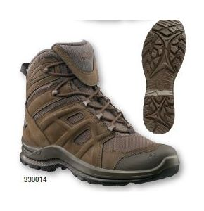 HAIX Black Eagle Athletic 2.0 N GTX mid / braun
