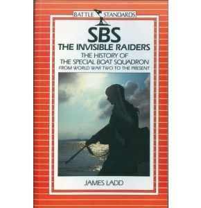 Buch - SBS-The invisible Raiders